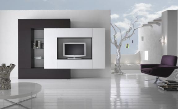 mobili living moderni mobila living contrast mobilier la comanda bucuresti
