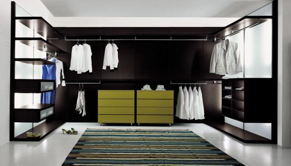 Dressing Concept - Mobiler dressing