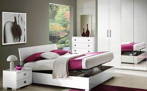 Mobilier dormitor Alba - Dormitoare